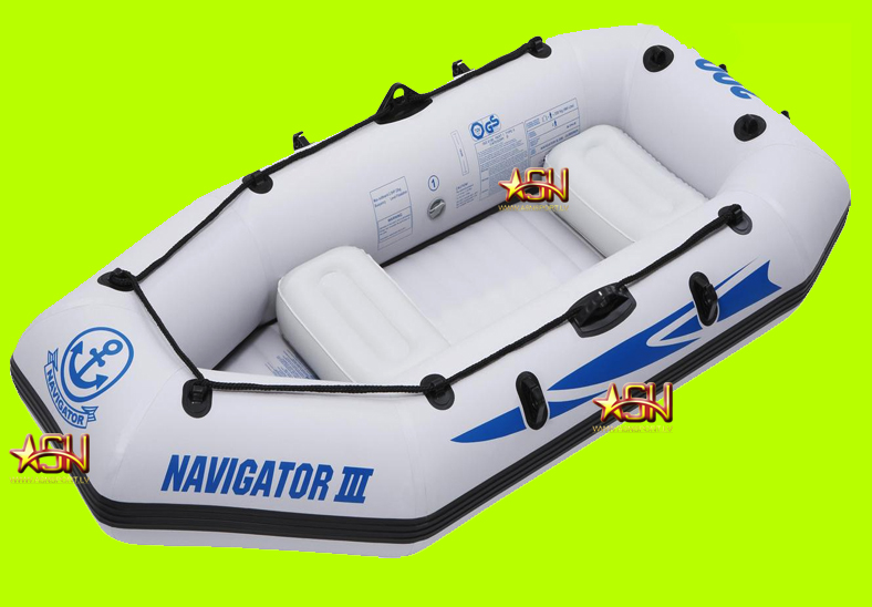 **Piepūšamā laiva, plosts