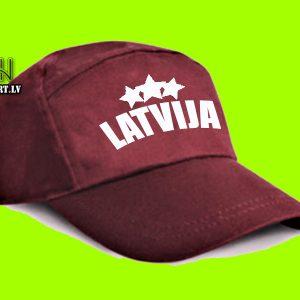 **Apdrukāt fanu cepuri, sporta galvas saiti
